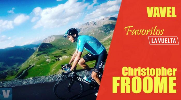 Favoritos a la Vuelta a España 2017: Chris Froome, buscando el bote