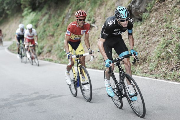 Vuelta 2015, i favoriti: Chris Froome