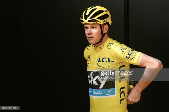 Chris Froome overlooked for SPOTY 2016