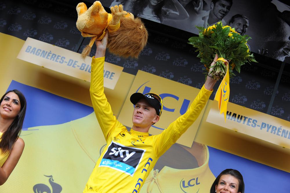 Tour de France 2013: primeira semana das equipes