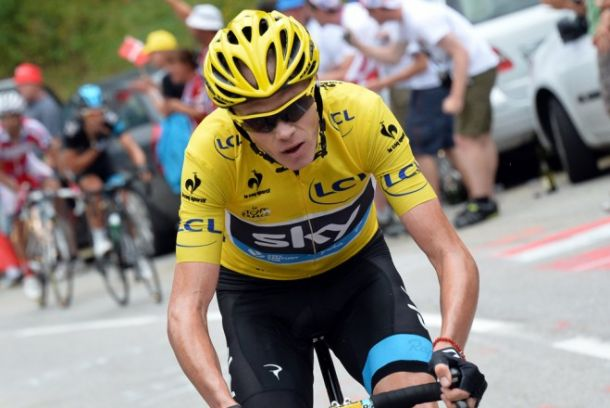 Froome to target Tour