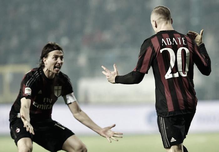 Milan, per Abate stagione finita: il comunicato del club