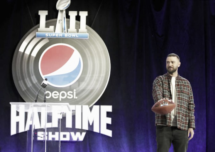 Justin Timberlake, o que esperar do cantor que comandará o intervalo do Super Bowl