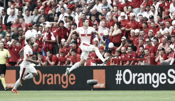 Albania 0-1 Switzerland: Schär, Sommer star for Swiss to secure three vital points