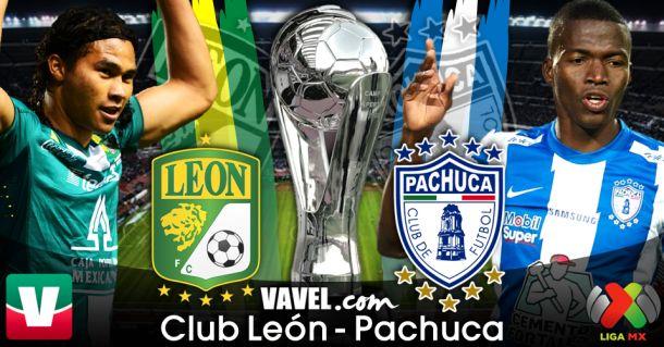 Resultado León - Pachuca en Liguilla Liga MX 2014 (2-3)