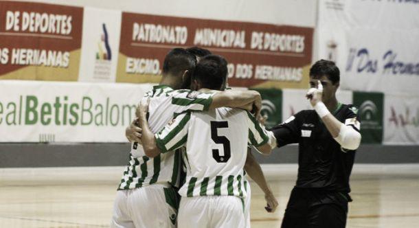 El Real Betis FSN hace historia y se cuela en octavos de Copa