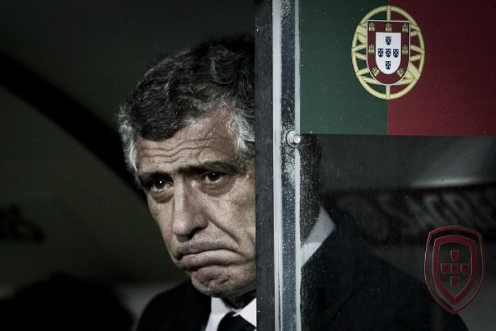 """Fernando Santos: """"Dependemos de nosotros mismos"""""""