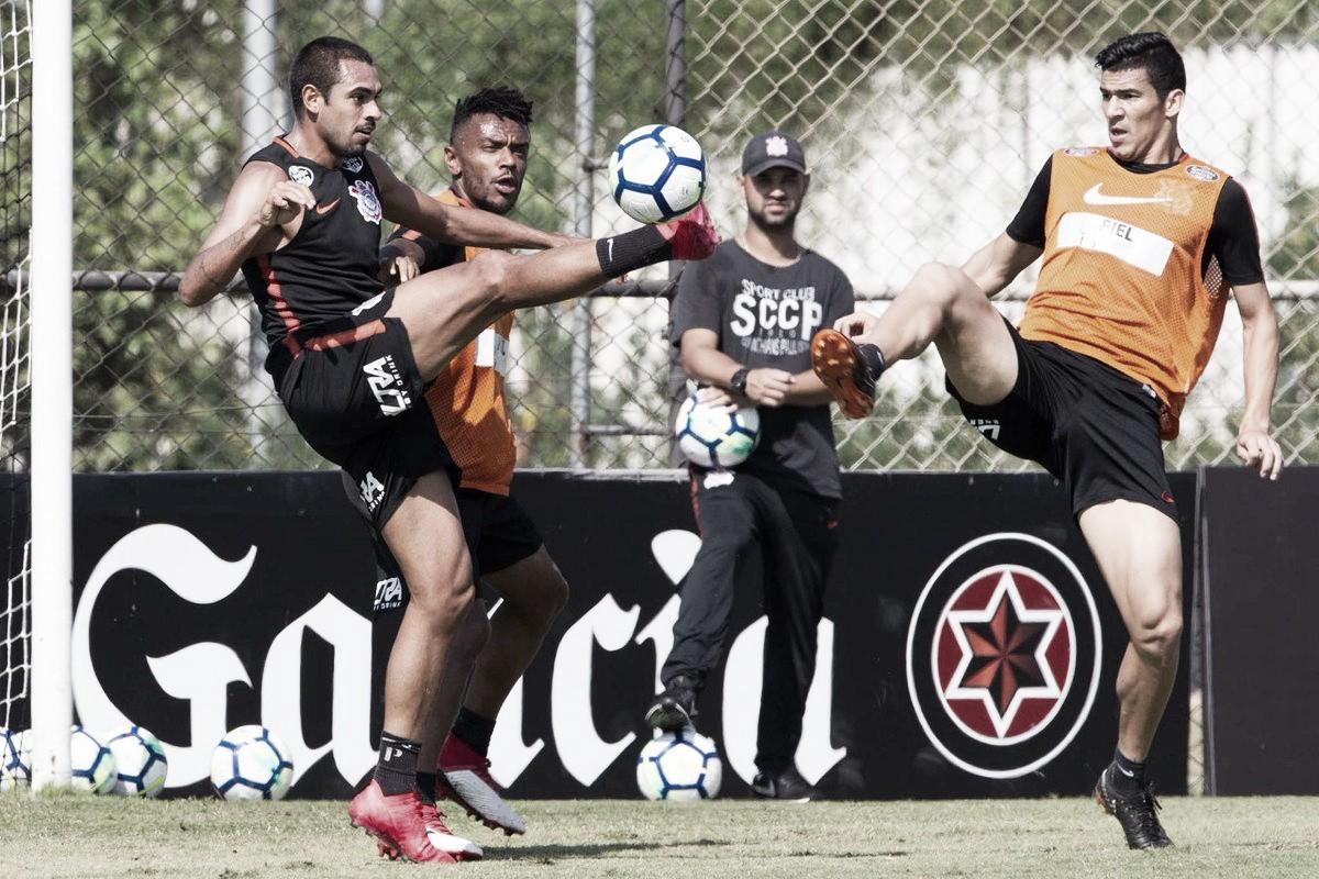 Resultado Corinthians x Ceará no Campeonato Brasileiro (1-1)