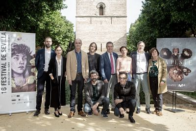 'La peste' estrena su segunda temporada en el Festival del Cine de Sevilla