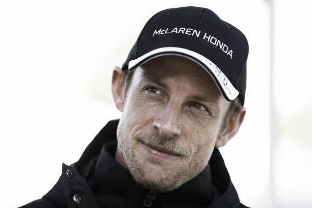"""Jenson Button: """"Ha sido un buen día para nosotros al haber terminado la carrera"""""""