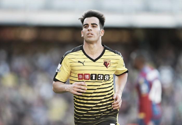 Espanyol anuncia contratação do meia Jurado, ex-Watford