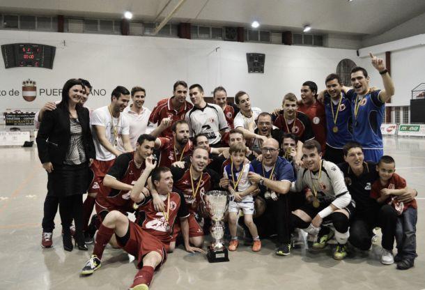 El FSD Puertollano jugará en Segunda División - VAVEL.com