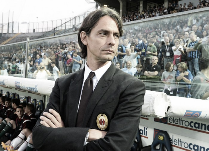 Ex-Milan, Filippo Inzaghi é anunciado como novo treinador do Venezia