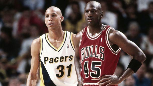 Reggie Miller: 'Aún en su peor partido, Jordan es diez veces mejor que Kobe Bryant en su mejor día'