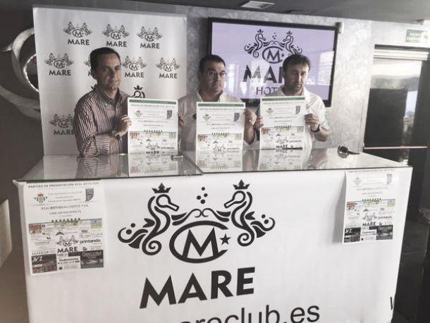 El Betis FSN exhibe el choque de presentación frente al UMA Antequera
