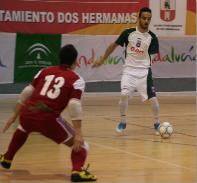 El FS Nazareno jugará la segunda ronda de Copa del Rey