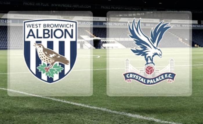 Previa West Bromwich Albion –Crystal Palace: duelo por el descenso