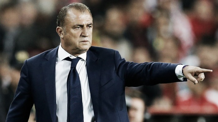 Terim wants Turkey at major tournaments in future