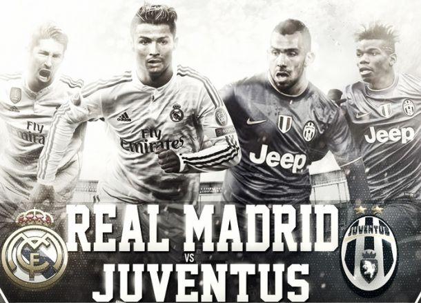 Real Madrid - Juventus, le formazioni ufficiali