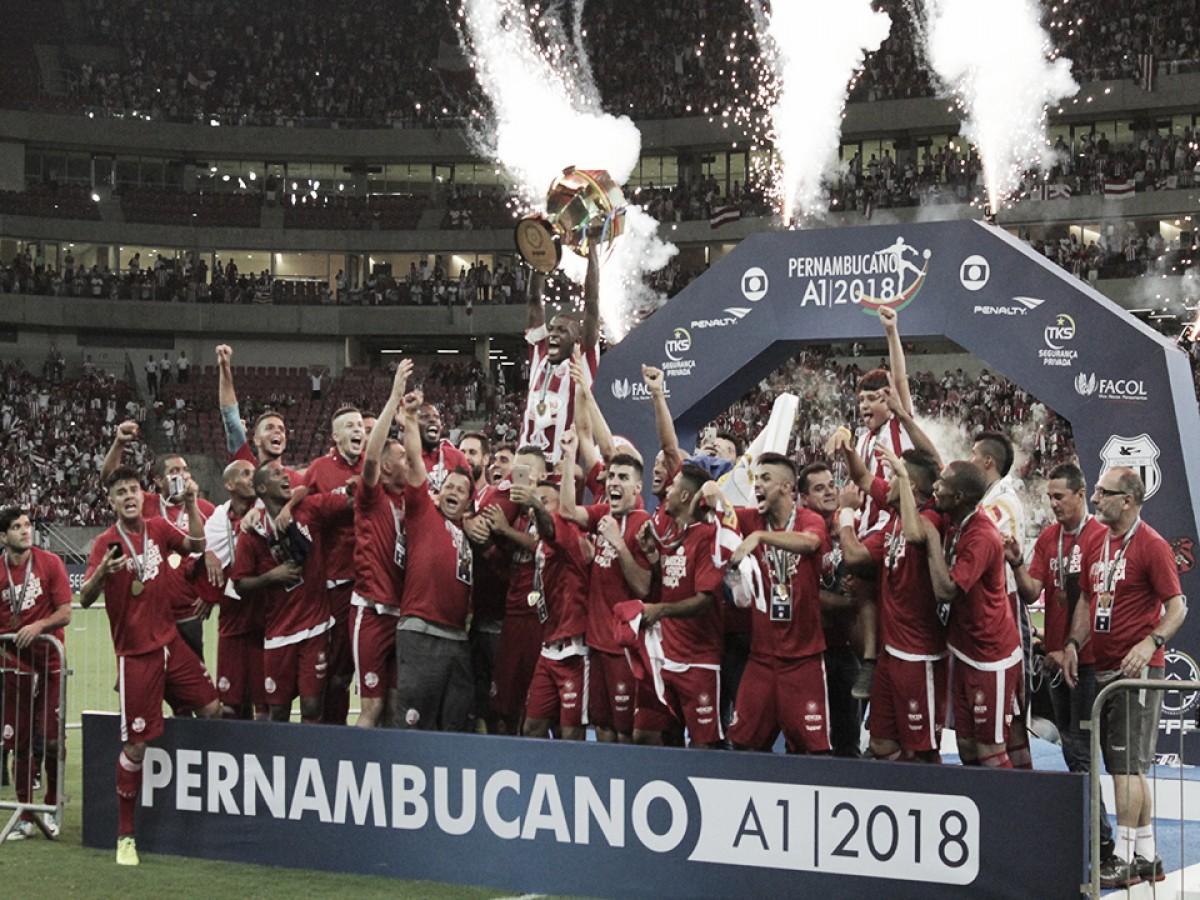 Campeão, Náutico domina Seleção VAVEL do Campeonato Pernambucano 2018, com Craque e Revelação