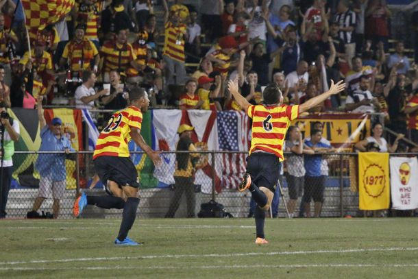 Fort Lauderdale Strikers 2-1 Jacksonville Armada: Birth of A Rivalry