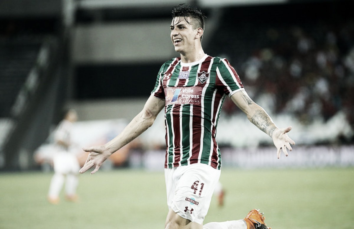 Ibañez, o nome da vez: zagueiro foi fundamental ao Fluminense no esquema 3-5-2, de Abel Braga