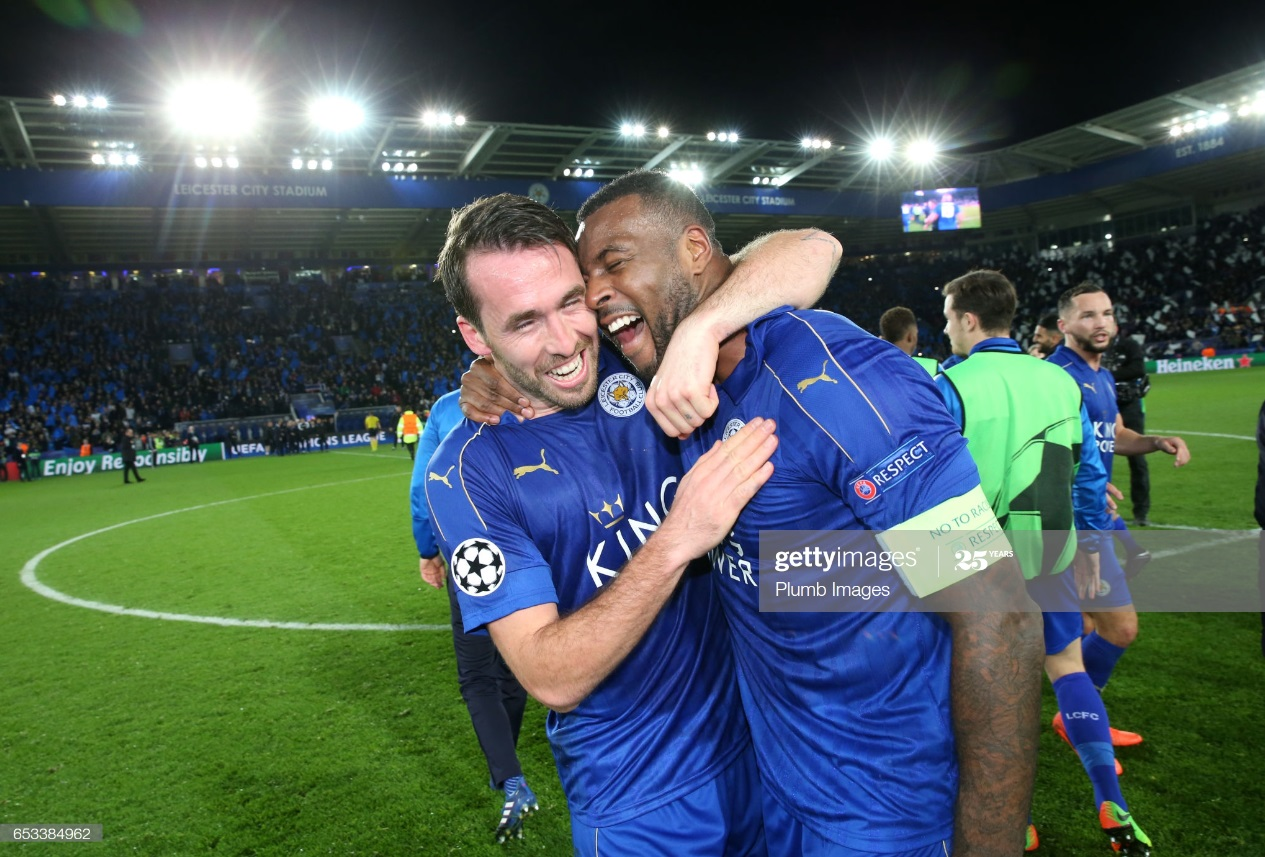 Leicester extend deals of Wes Morgan, Christian Fuchs and Eldin Jakupovic