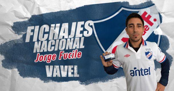Jorge Fucile, de Nacional por tres años