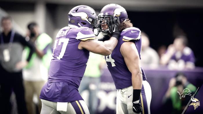 Cook y McKinnon parten el alma a los Vikings