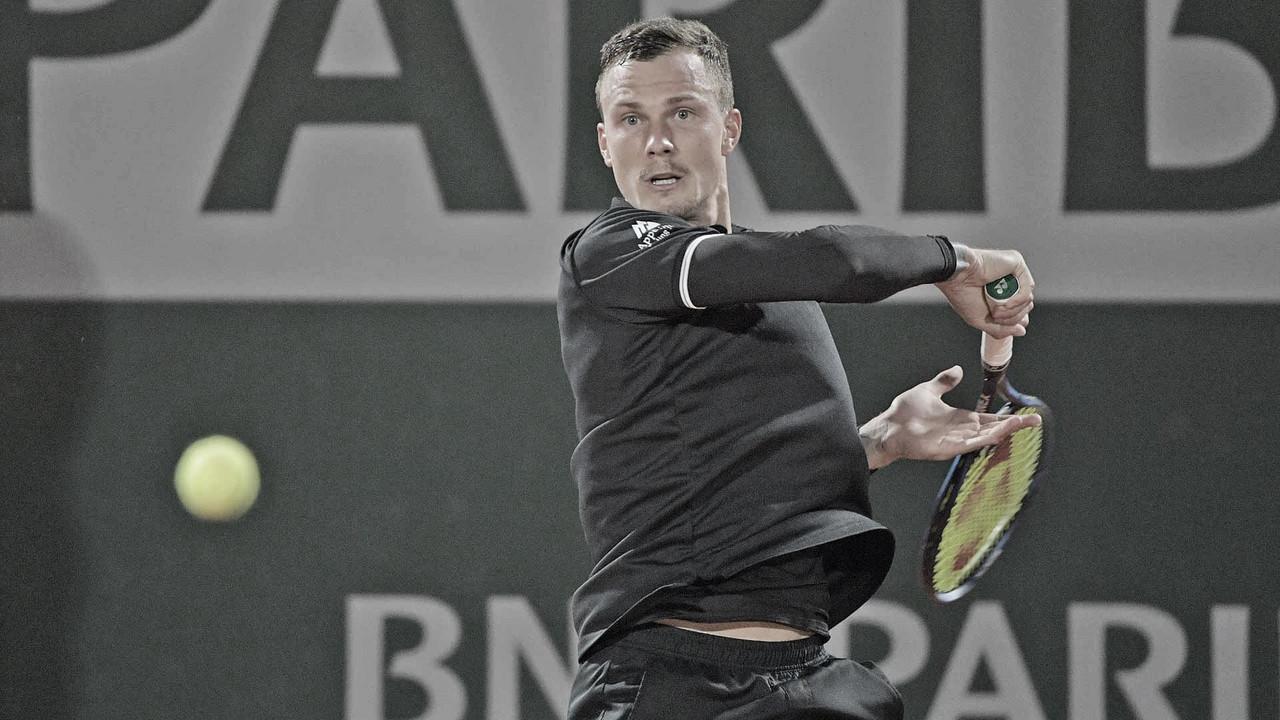 Monteiro cai para Fucsovics e encerra melhor participação da carreira em Slams