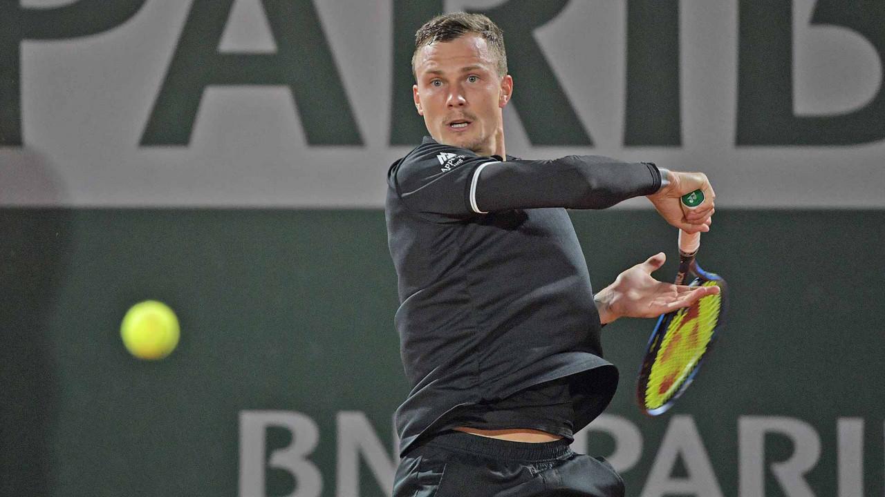 French Open: Marton Fucsovics stuns Daniil Medvedev