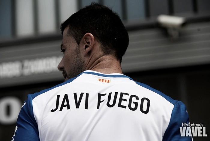 """Javi Fuego: """"Los resultados no tardarán en llegar"""""""