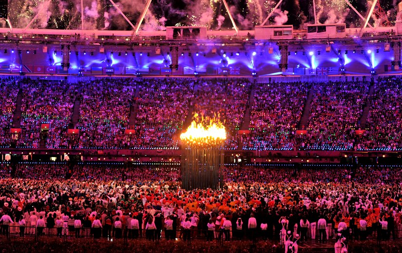La ceremonia de clausura de los Juegos Olímpicos de Londres 2012, así lo vivimos