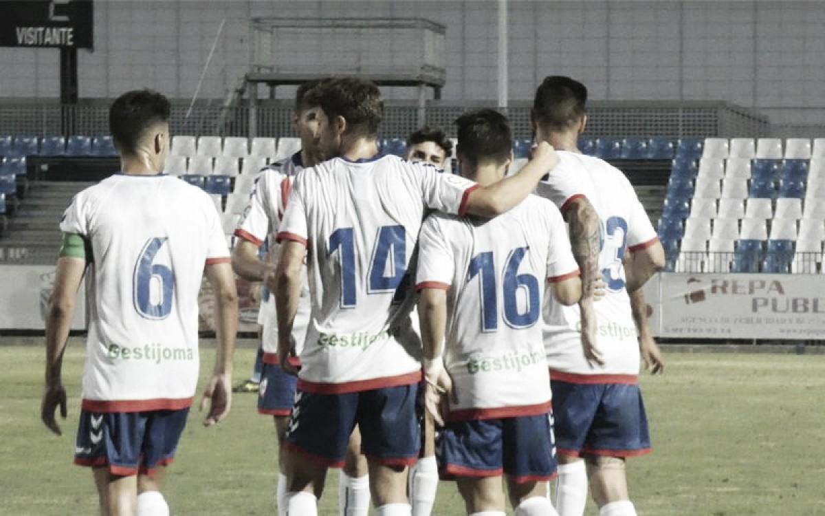Postpartido: dos jugadores nuevos al equipo majariego analizan el partido