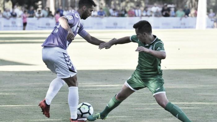 El Leganés cosecha su primera derrota de la pretemporada