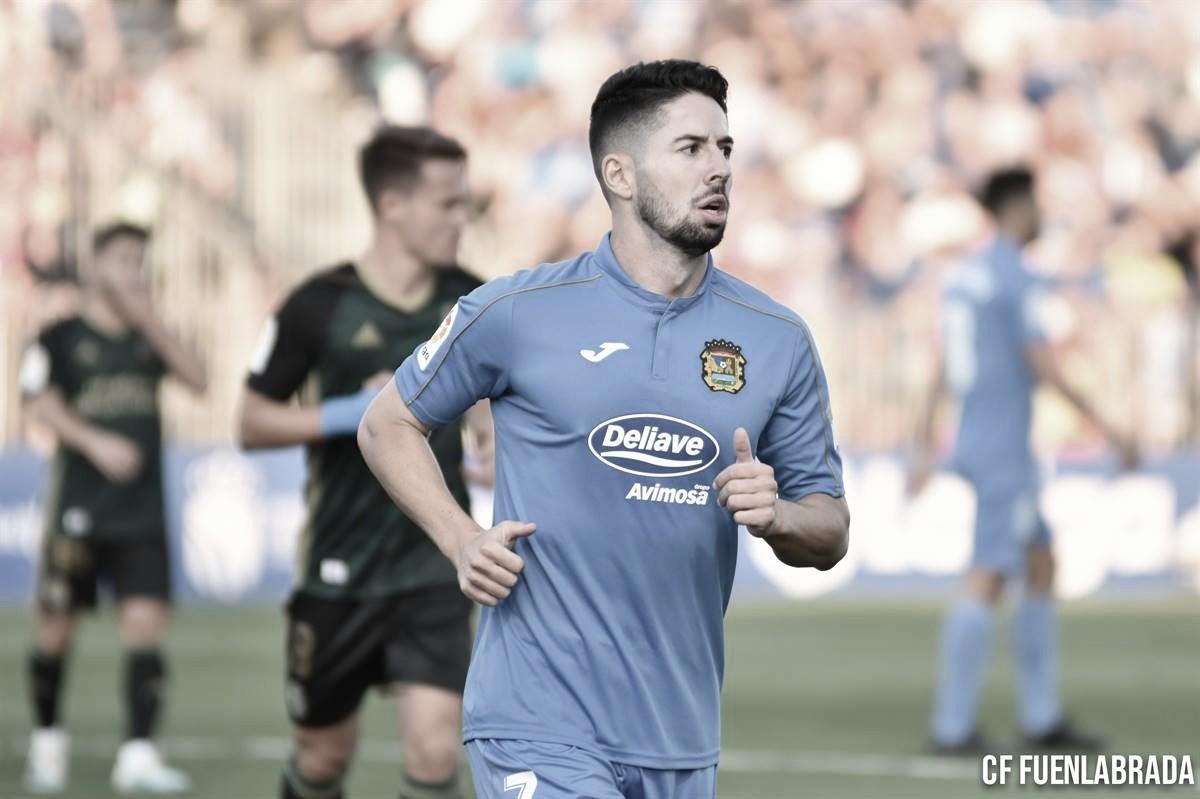 Análisis del mejor jugador rival: Hugo Fraile