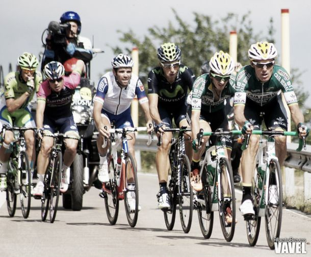 Vuelta a España 2014 en vivo: la 19ª etapa en directo online
