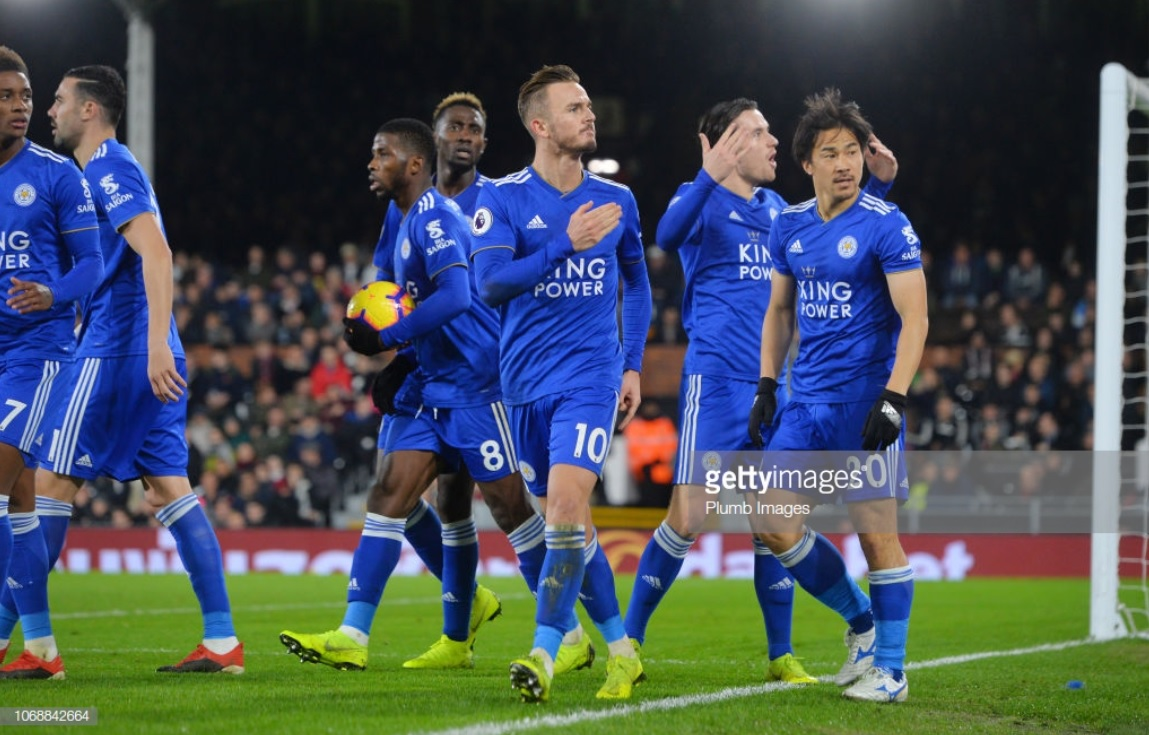 Fulham 1-1 Leicester City: Maddison ensures spoils are shared on Ranieri's Foxes' reunion