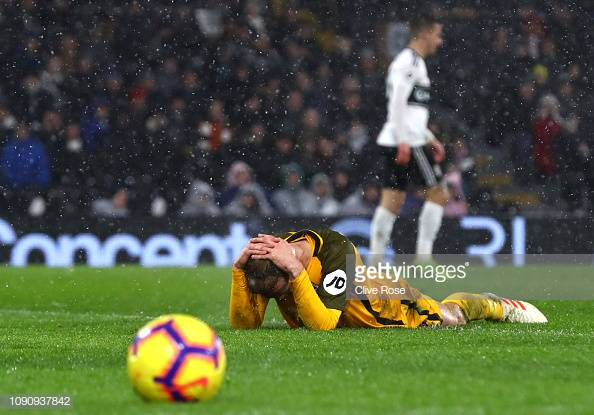 Fulham 4-2 Brighton as it happened: The Seagulls throw away another lead