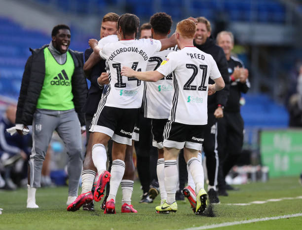 Cardiff City 0-2 Fulham: Cottagers in control with comfortable victory in South Wales