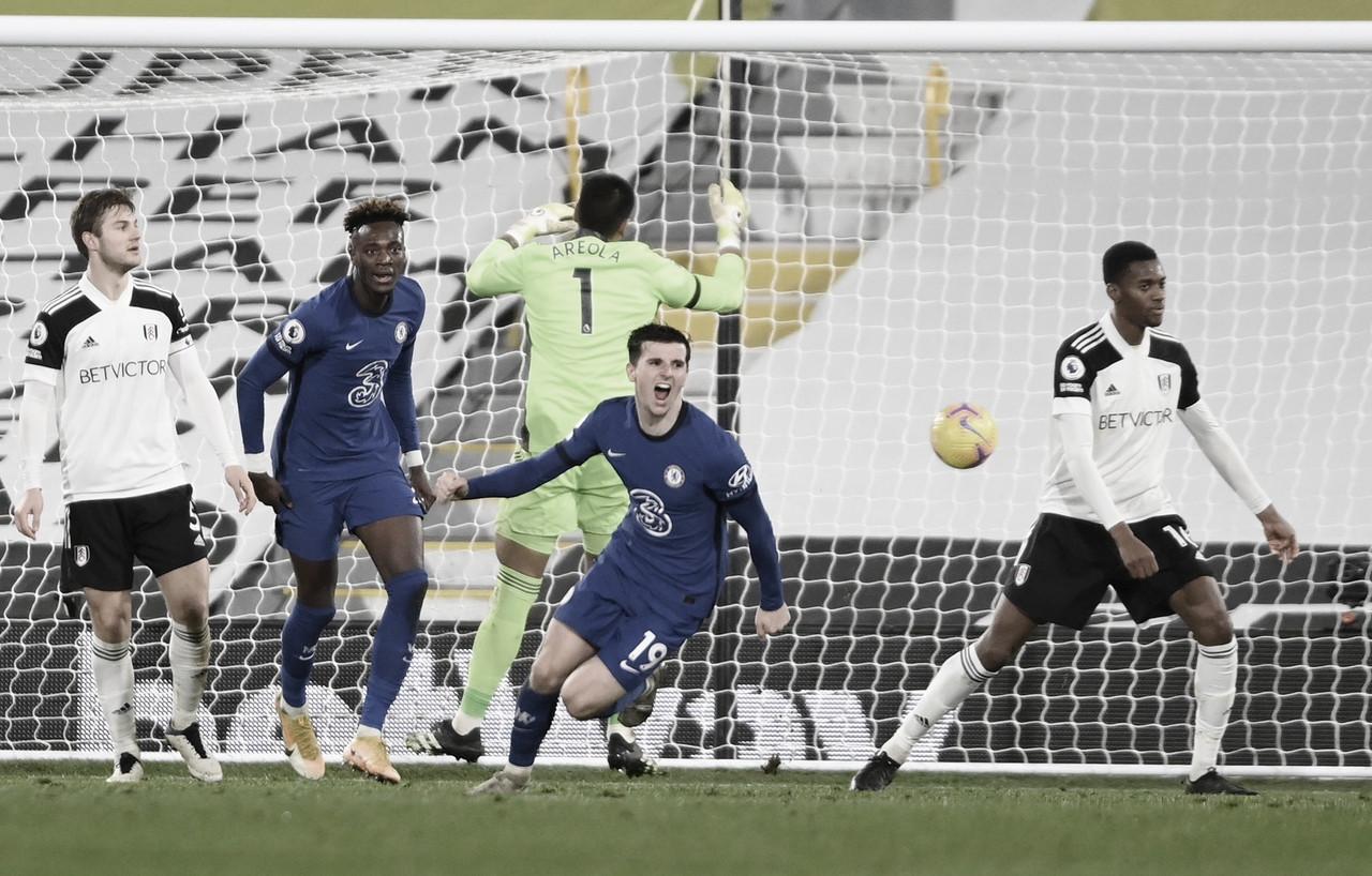 El Chelsea vuelve a ganar y corta la mala racha