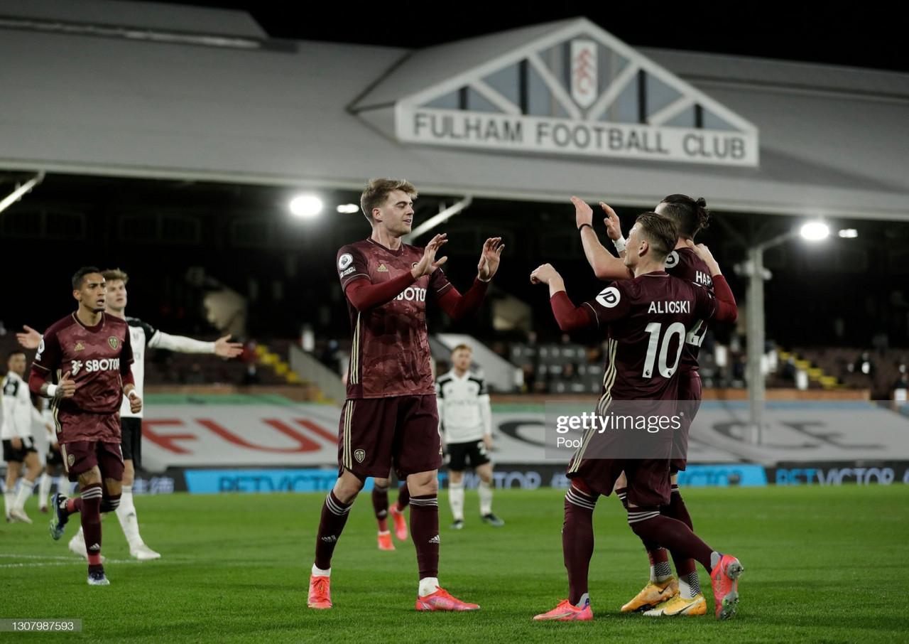 Fulham 1-2 Leeds United: Bamford shines in enthralling contest
