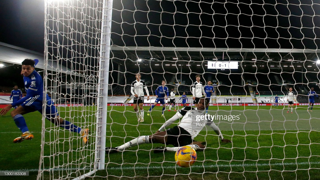 Fulham 0-2 Leicester City: Maddison inspires visitors to victory