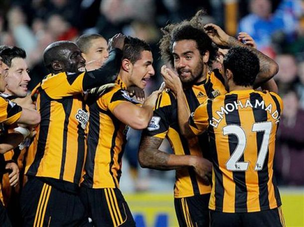 Hull City corrige Fulham