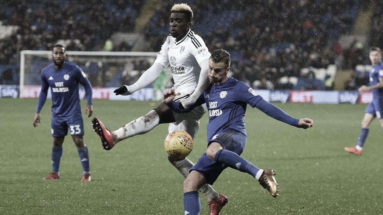 Na briga por vaga à decisão dos playoffs, Fulham defende vantagem contra Cardiff
