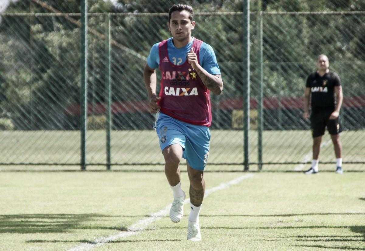 Sport rejeita proposta do Vasco por Everton Felipe