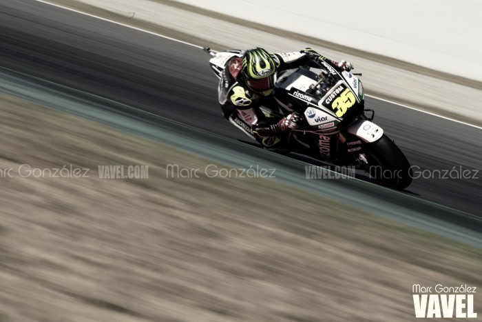Test Moto GP - Crutchlow al comando in Thailandia