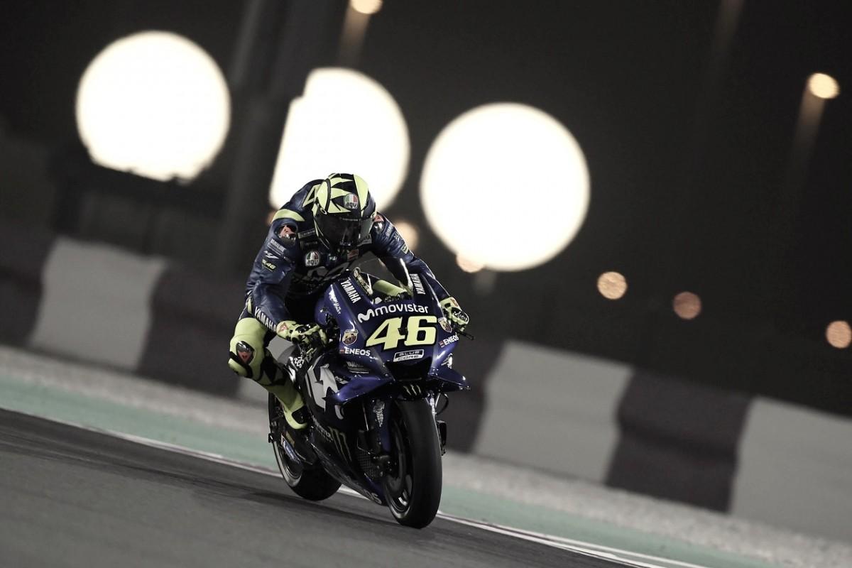 """Valentino Rossi: """"No me sorprendería que Lorenzo se fuera de Ducati"""""""