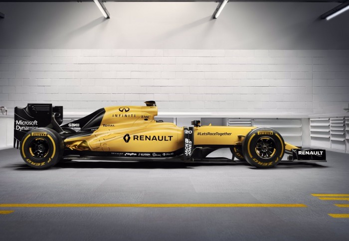2016 mid-season review: Renault Sport F1