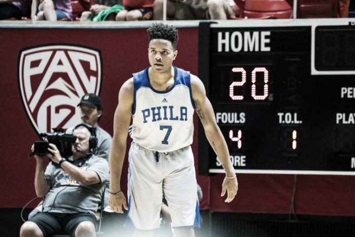 NBA - Markelle Fultz in recupero, ma sarà out ancora 2-3 settimane